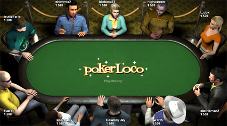 Pokerloco screenshot