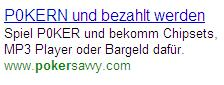 Poker Sawy Adwords